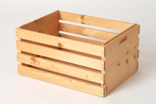 How To Make A Crate Shelf