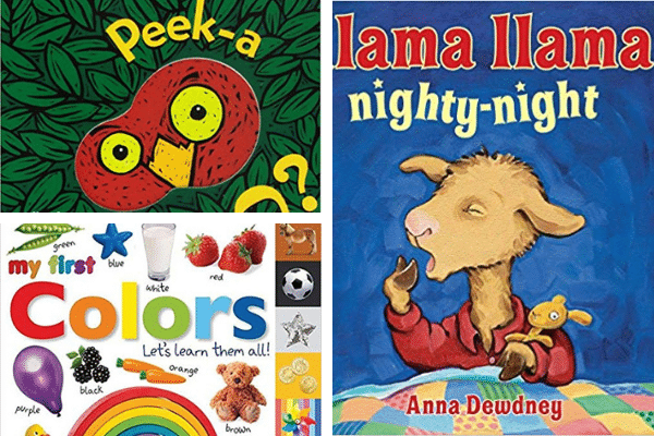 Best Books for Babies Under One