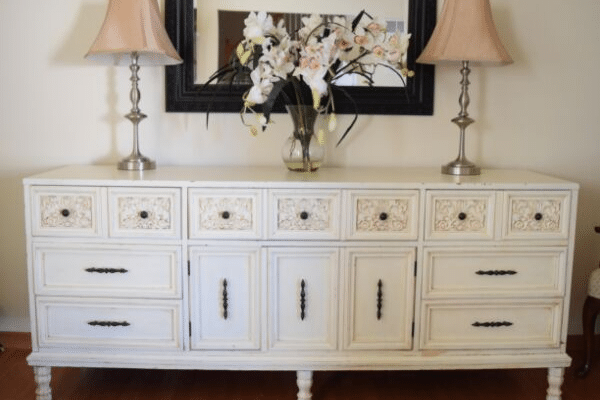 How to Antique Your Thrift Store Finds
