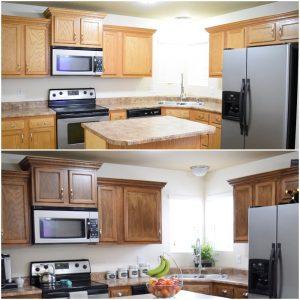 Upgrade a builder grade home