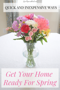 Get your home ready for spring!
