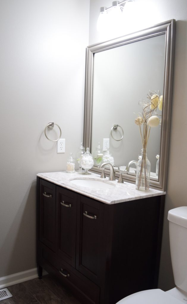 Paint Sheens for Bathrooms