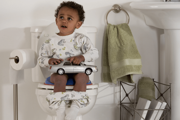 Toilet Train Your Child Early