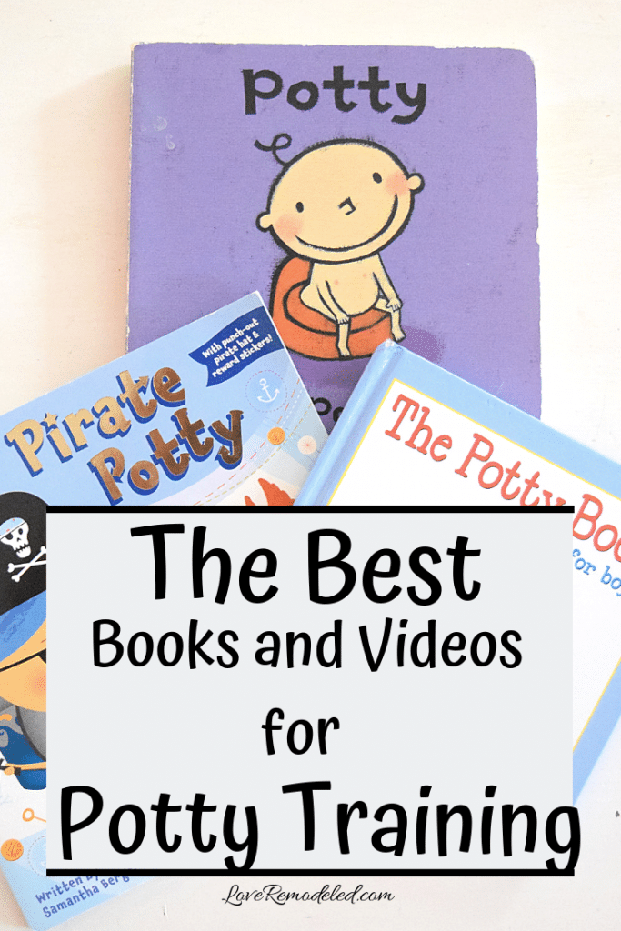 The Best Books and Videos for Toilet Training