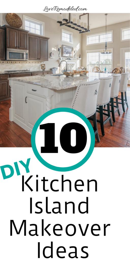 Kitchen Island Makeover Ideas