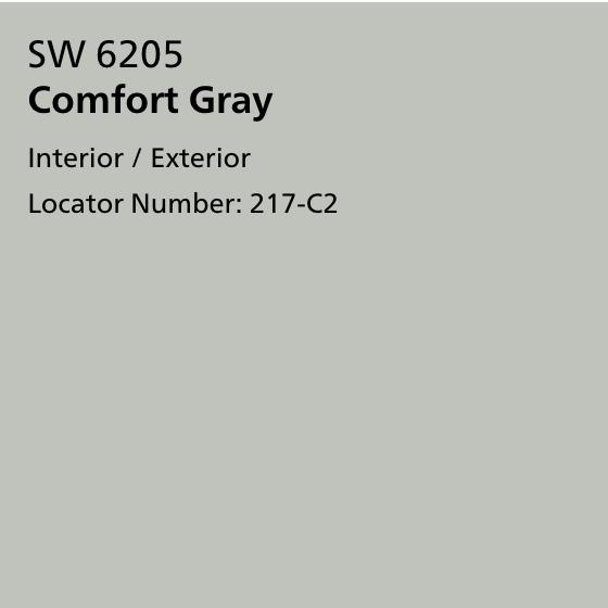 Comfort Gray - Perfect Neutrals