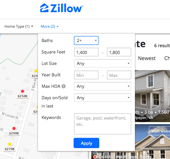 Find house comps in your neighborhood