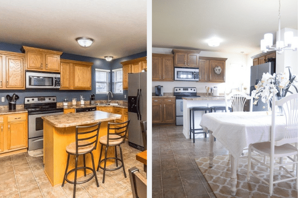 Kitchen Remodel On A Tight Budget