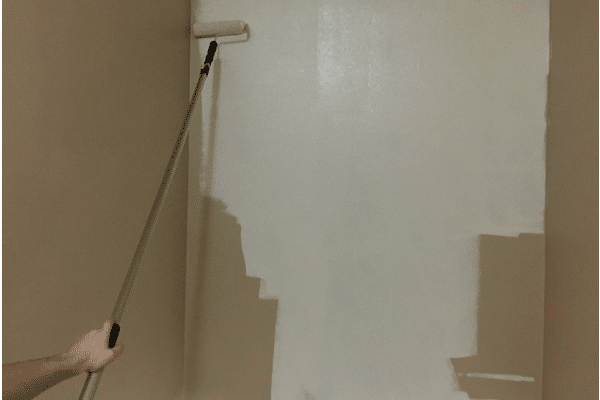 Ideas for Painting High Walls