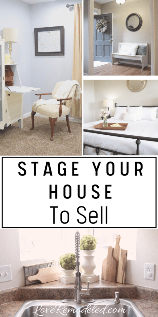 Stage Your House To Sell It Fast