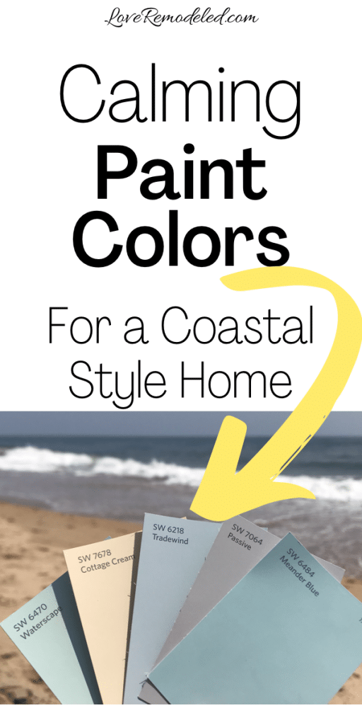 Top Beach House Paint Colors From Sherwin Williams Love Remodeled