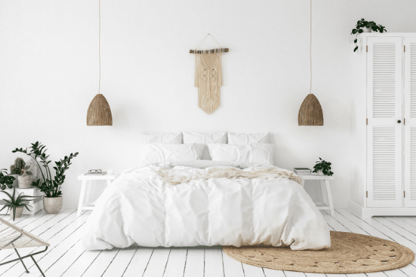 Boho Style Bedroom Ideas