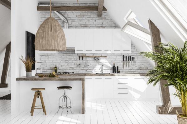 Boho Style Kitchen