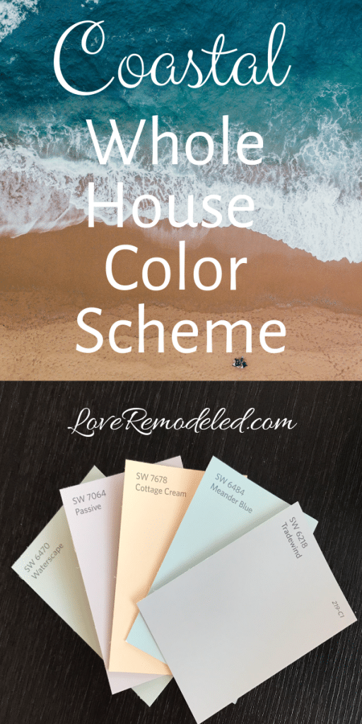 Top Beach House Paint Colors from Sherwin Williams