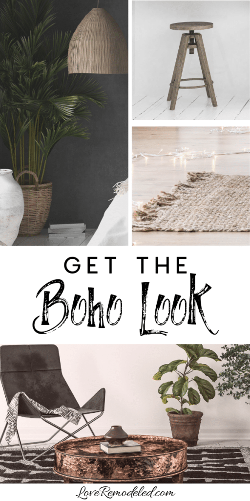 Get the Modern Boho Style in Your Home