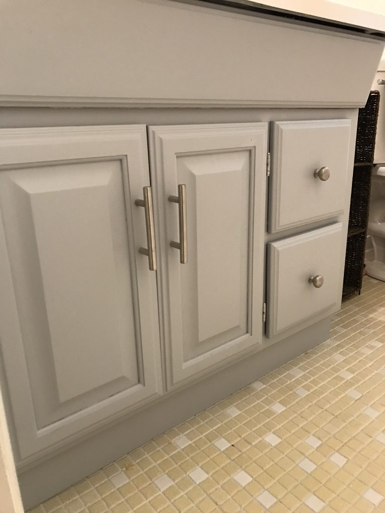 Painting Oak Cabinets