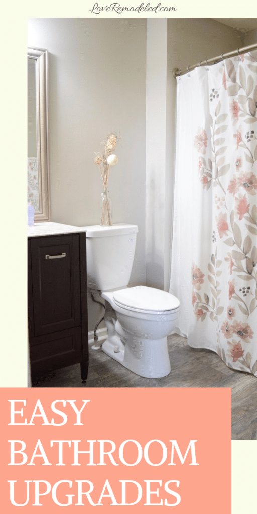 24 Easy Upgrades for your Bathroom