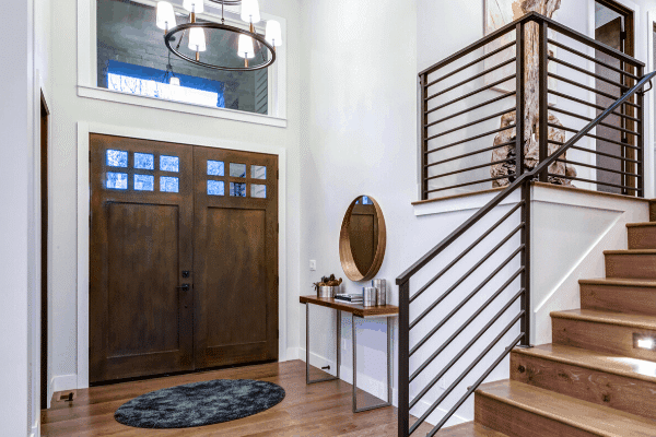 Decorating a Small Foyer