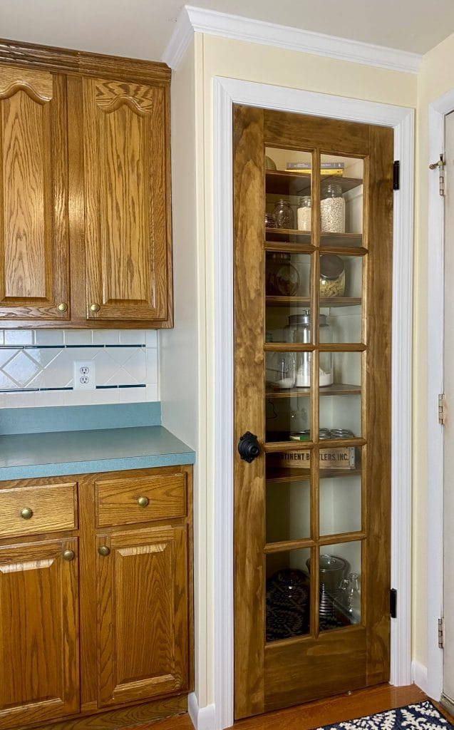 Build a Pantry