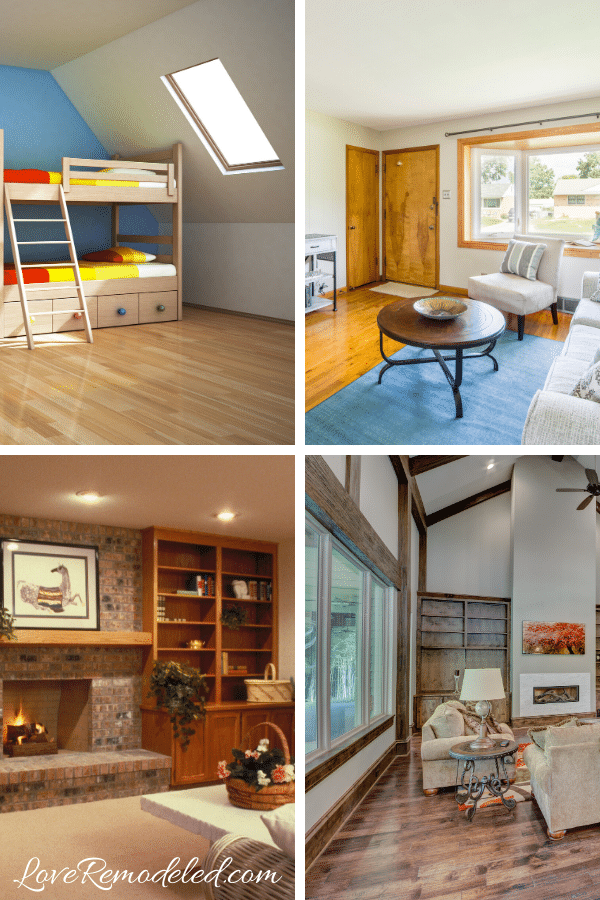 Best Wall Paint Colors To Go With Wood Trim Love Remodeled