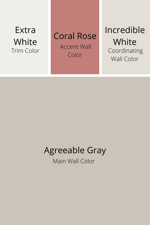 Agreeable Gray And Coordinating Colors Love Remodeled