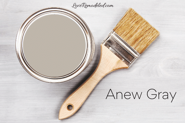 Anew Gray SW7030 Color Review