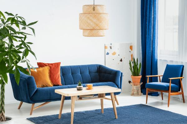 Affordable Mid-Century Modern Living Room Furniture