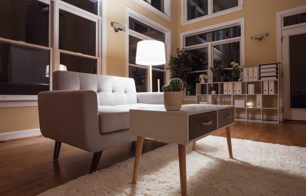Mid-Century Mod Living Room