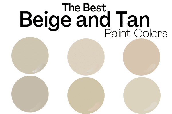 Best Beige And Tan Paint Colors Love Remodeled