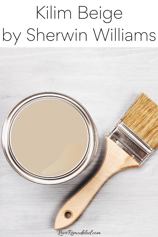 Kilim Beige Paint Color