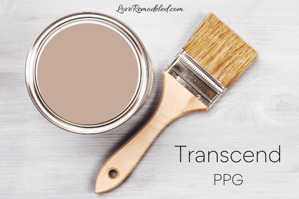 2021 Color Palette PPG Paint Transcend