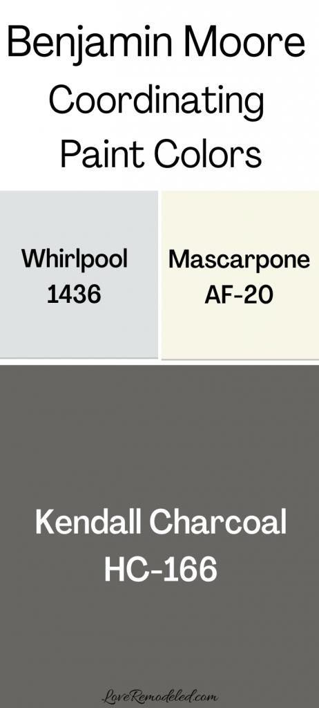 Kendall Charcoal Color Scheme 1