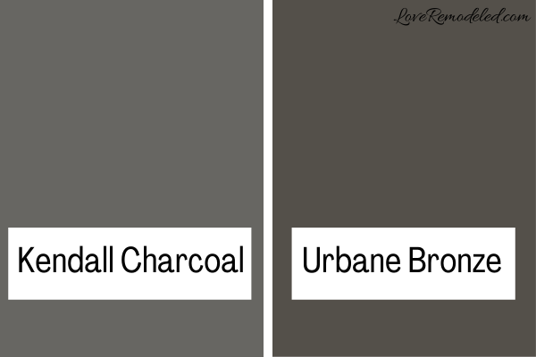 Kendall Charcoal A Complete Paint Color Review Love Remodeled