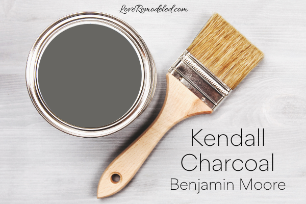 Kendall Charcoal Color Review