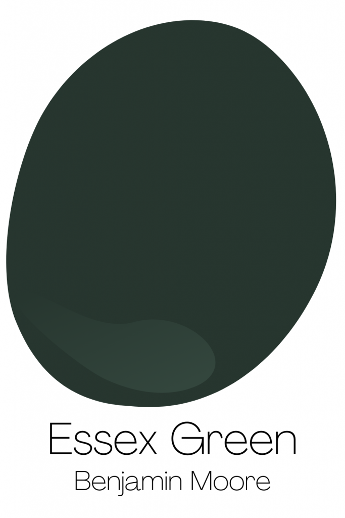 Best Green Paint Colors - Essex Green
