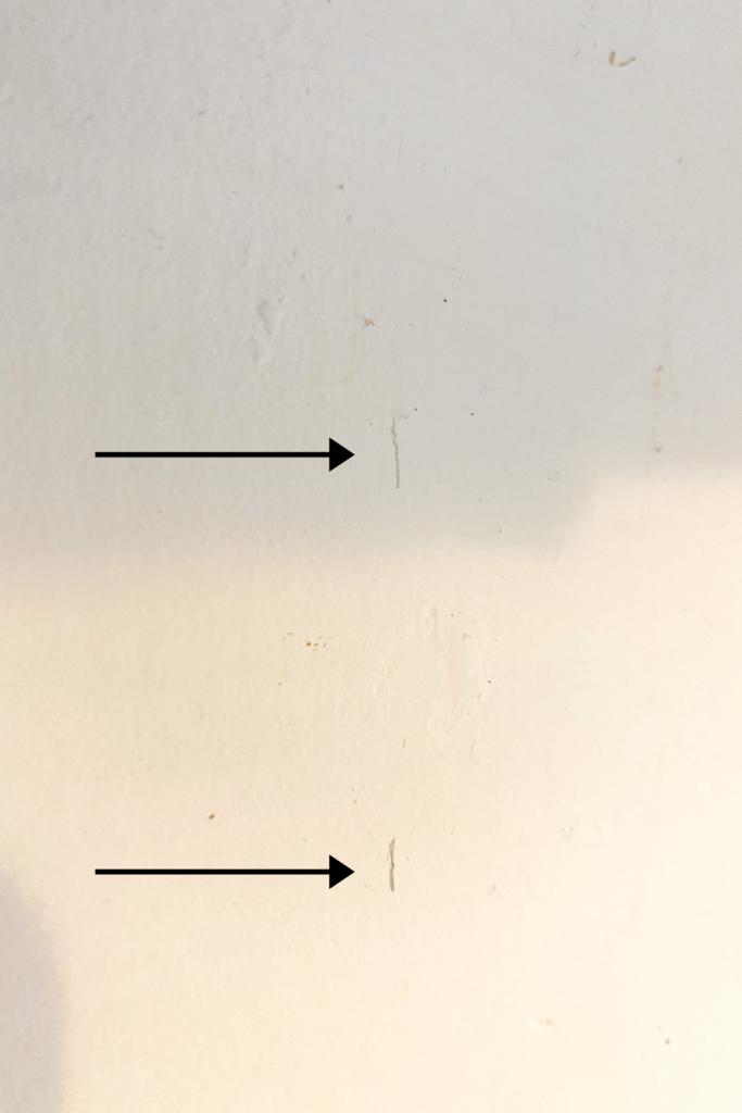 Installing a Stair Runner - Marking Where the Runner Goes