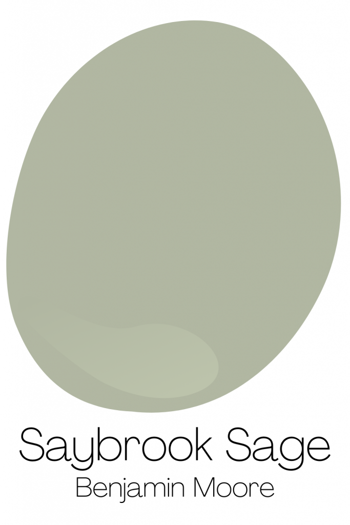 Best Green Paint Colors - Saybrook Sage