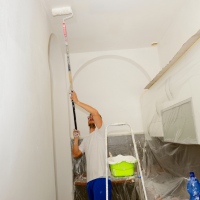 Sherwin Williams ceiling paint - Eminence