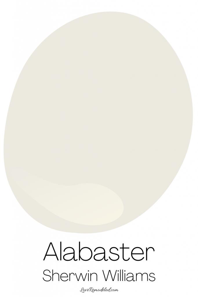 Best Neutral Paint - Alabaster