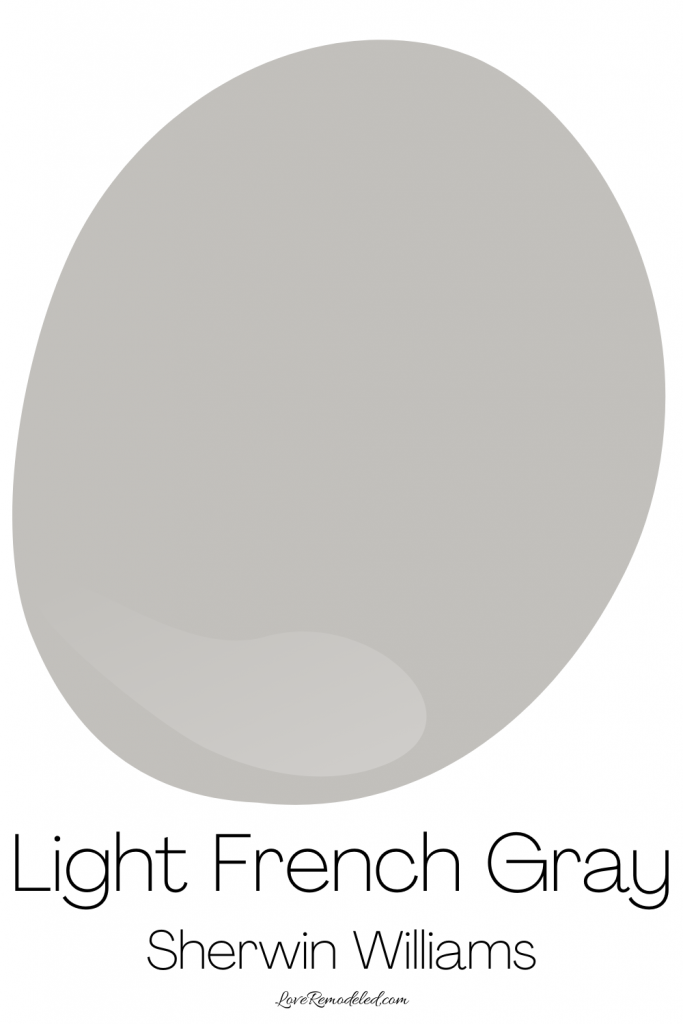 Best Neutral Paint - Light French Gray