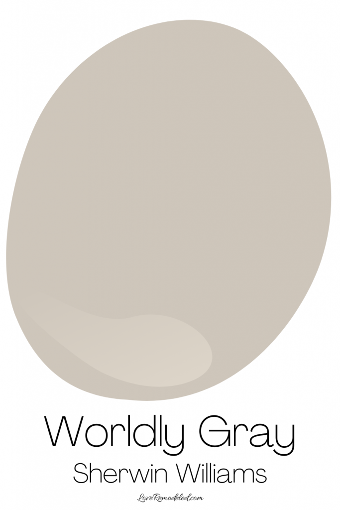 Worldly Gray Paint Review