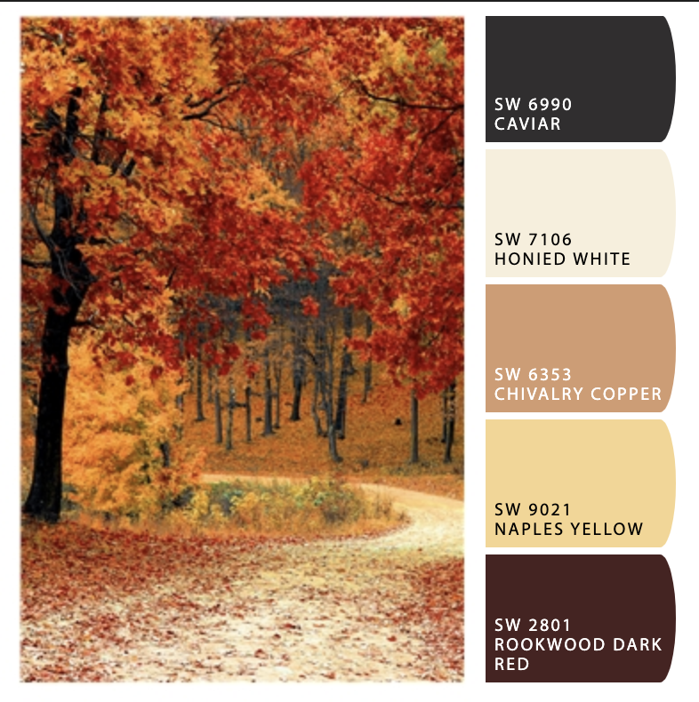 Fall Color Palete 1