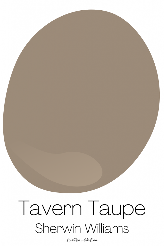 Taupe Paint Colors - Tavern Taupe