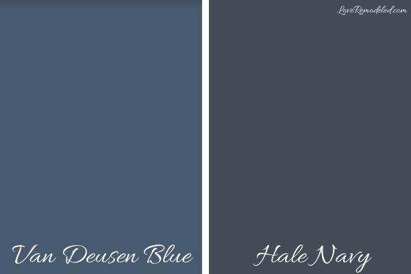 Van Deusen Blue vs. Naval