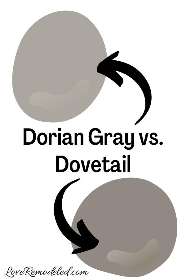 Dorian Gray vs. Dovetail