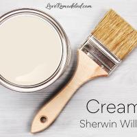 Creamy by Sherwin Williams