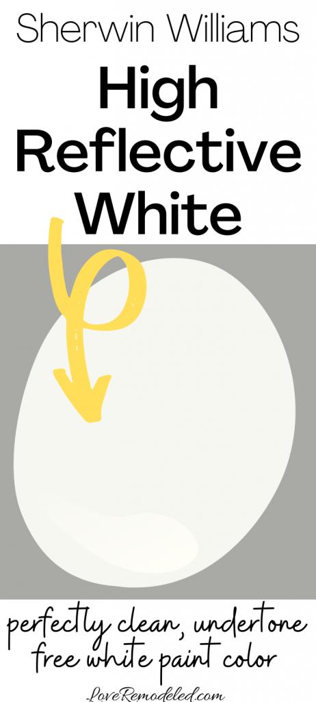 High Reflective White Sherwin Williams