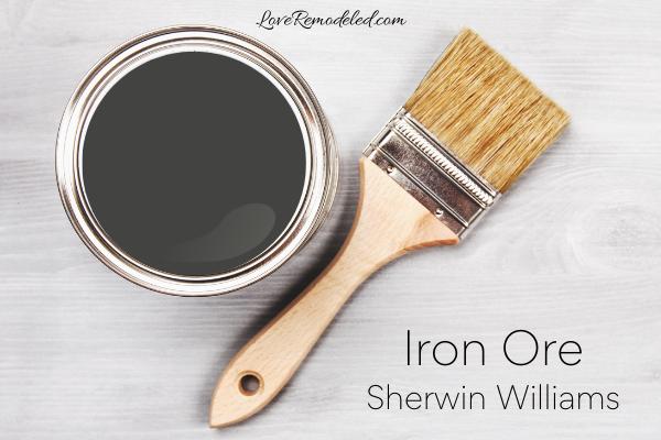 Iron Ore by Sherwin Williams