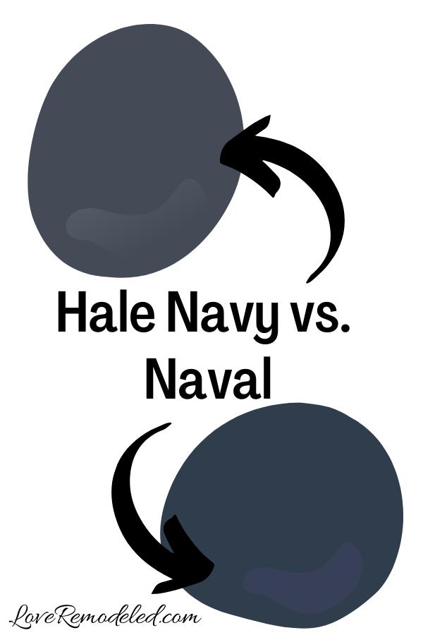 Benjamin Moore Hale Navy vs. Naval