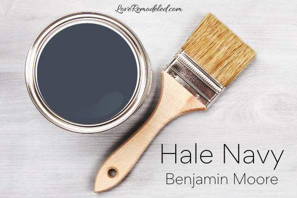 Hale Navy by Benjamin Moore